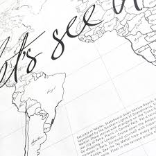 Scandinavia Blank Map by Axel U0026 Ash Lets See It All World Map World Map Design Twins