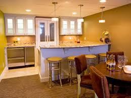 Small Basement Kitchen Ideas by Best Trendy Basement Kitchenette On Stylish Baseme 3633