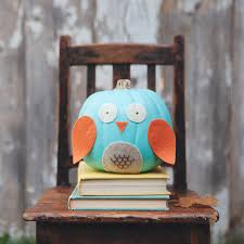 woodland creature no carve pumpkins owl pumpkin owl and craft