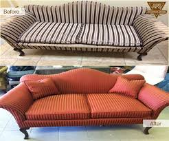 Upholstery Restoration Furniture Repair Couch Sofa Bed Disassembly Disassembling