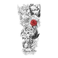 100 rose tattoo drawing new rose tattoo for guys 18 about