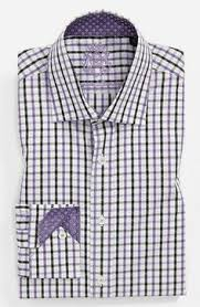lorenzo uomo trim fit dress shirt available at nordstrom dress