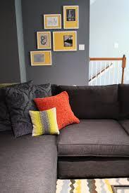 burnt orange living room walls grayed and brown decor gray bedroom