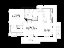 four car garage mascord house plan 5016a the barnesville