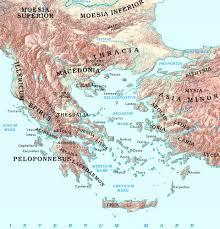 sea of map aegean sea and mediterranean map