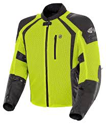 padded riding jacket joe rocket phoenix ion hi viz jacket revzilla