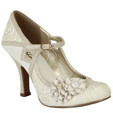 wedding shoes next ruby shoo yasmin 1940s 1950s vintage retro wedding