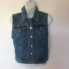 jean sweater jacket forever 21 hooded jean sweater jacket from s closet on