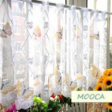 Kitchen Tier Curtains Monarch Butterfly Kitchen Curtains Butterfly Kitchen Tier Curtains