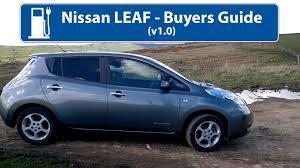 nissan leaf miles per charge nissan leaf buyers guide v1 youtube