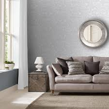 wallpaper for livingroom grey wallpaper living room home design plan