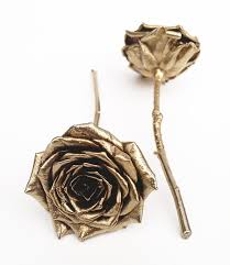 Rose Dipped In Gold Gold Roses Real Roses Dipped In 24kt Gold Delivered