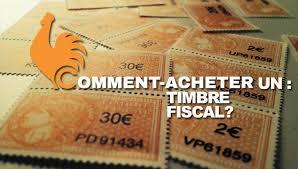 timbre bureau de tabac comment acheter un timbre fiscal facilement et simplement