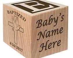 Baptism Engraving Godson Baptism Gift Etsy