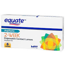 equate contact lenses
