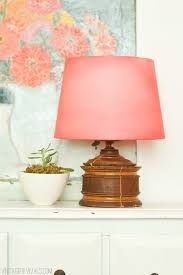 roundup 10 thrift store lamp projects that look fabulously store