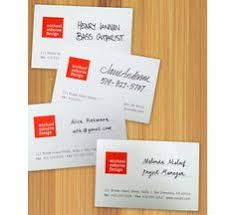 Moo Luxe Business Cards Michael Osborne U0027s King And Queen Luxe Business Card Designs For