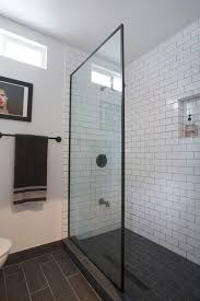 best subway tile bathrooms ideas only on pinterest tiled design 28