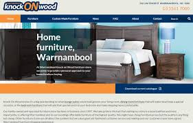 Warrnambool Knock On Wood Home Furniture Bedroom - Knock on wood furniture