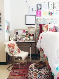 my boho chic anthropologie inspired dorm room at scad boho