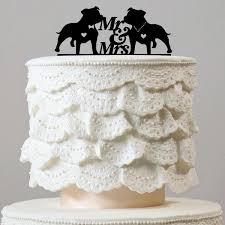 bulldog cake topper cake toppers pet members charmerry