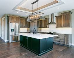 hickory grey stained kitchen cabinets hickory kitchen cabinets stains page 1 line 17qq