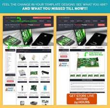 amazing ebay shop html listing mobile responsive template for