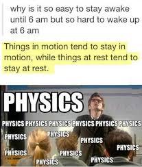 Physic Meme - scientific memes