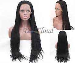 crochet hair wigs for sale women hot sale long black mambo twists crochet braid lace front