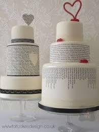 wedding cake song lover wedding cake topper notes musician wedding cake