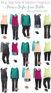 Tek Gear Plus Size Clothing Plus Size Work Out Fashion From Kohls Pink Cake Plate
