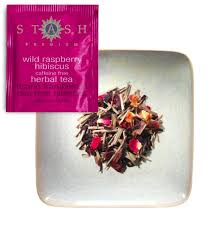 stash tea australia raspberry hibiscus herbal tea