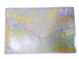 Boundary Waters Map E15 Bwca Oversize Overview Map Quetico Map Boundary Waters Piragis
