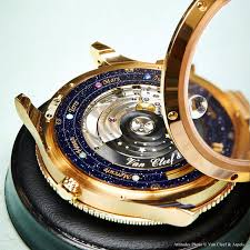 Wrist Watch For The Blind This Astronomical Watch Accurately Shows The Solar System U0027s