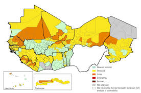 Map Of Western Africa by October 2015 Development Matters
