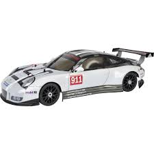 porsche model car carson modellsport porsche 911 gt3 brushless 1 5 rc model car