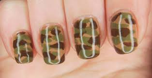 camo nail art photo album cerene pink camo nail art designs fancy