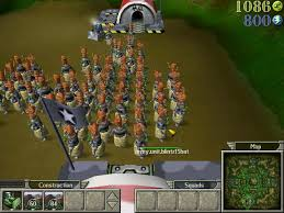 mod for online game 8train mod file army men rts mod db