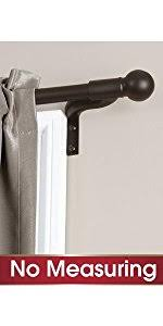 twist and maytex twist and shout smart rods no drill window