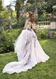 different wedding dress colors 24 printed wedding dresses with intricate designs decor advisor