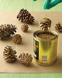 how to make scented pine cones pine cone pine and water
