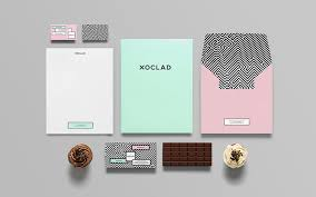 corporate design inspiration corporate identity for xoclad inspiration now