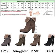 s heel boots size 11 meotina winter boots 2018 fur ankle boots high heels boots zip