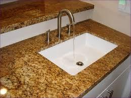 bathrooms corner kitchen sink undermount trough bathroom sink