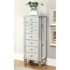 Jewelry Armoire Pier One Mirrored Jewelry Armoire Kohls Tag Mirrored Jewelry Armoire