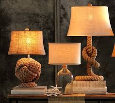 table lamps accessories amazing pole in nautical table lamp