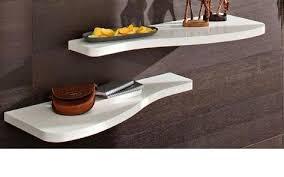 mensole laccate lucide mensola sagomata per ingresso design moderno na242 170