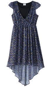 disney d signed floral tank top u0026 maxi dress girls 7 16 kids