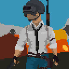 pubg wallpaper animated i ve done my best to faithfully recreate the pubg title character