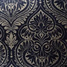 Black Damask Wallpaper Home Decor by Aliexpress Com Buy Wallpaper For Walls In Roll Shimmer Siver